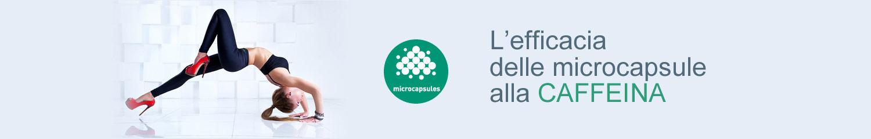 Microcapsule alla Caffeina