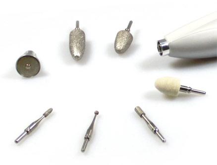 Maniquick Easyquick Set Pedicure e Manicure Fai da te Dual
