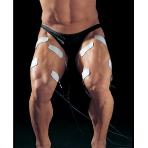 Globus Triathlon - 4 Channel Electrostimulator Designed for Triathlete