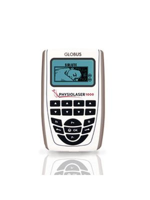 Globus Physiolaser 1000 Laser Professionale Portatile  100 mW e 30 programmi