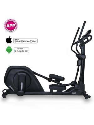 Ellittica JK Fitness Diamond E68 Professionale