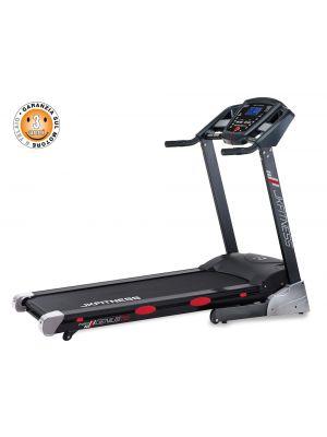 Tapis Roulant JK Fitness 116 aperto